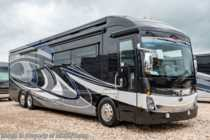 2019 American Coach American Dream 42S Bath & 1/2 W/ Theater Seats, Sat & King