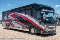 2019 American Coach American Eagle 45C Heritage Edition Bath & 1/2 W/ Tech Pkg & 360 Camera