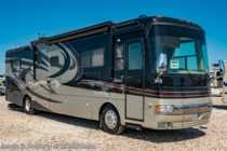 2008 Monaco RV Diplomat 40PDQ Diesel Pusher RV for Sale W/ 400HP, W/D