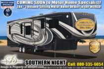 2020 DRV Mobile Suites 40KSSB4 Luxury 5th Wheel W/King Bed, W/D, Fiberglass Roof