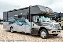 2020 Nexus Wraith 32W Super C International Diesel RV W/Ext TV, Dark Forest Cabinetry