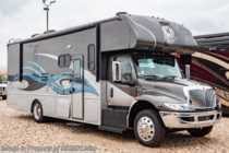 2020 Nexus Wraith 32W Super C International Diesel RV W/ Theater Seats