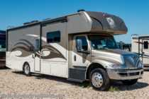 2020 Nexus Wraith 33W Super C International Diesel RV W/8KW Gen & King
