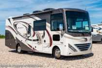 2018 Thor Motor Coach Hurricane 27B Class A Gas RV W/ OH Loft, King, Ext TV
