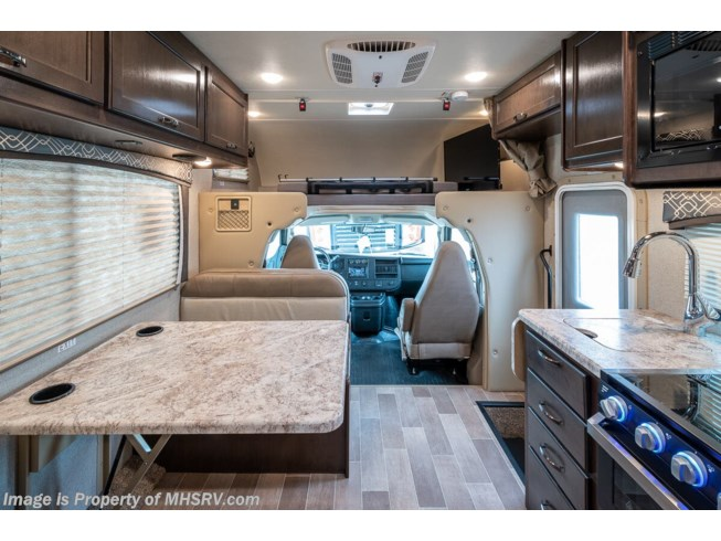 2020 Thor Motor Coach Chateau 22E - New Class C For Sale by Motor Home Specialist in Alvarado, Texas