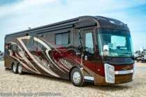 2020 Entegra Coach Aspire 44W Bath & 1/2 Luxury RV W/ Theater Seats, WiFi, Solar, Booth