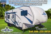 2020 Coachmen Adrenaline F33A17 Toy Hauler W/5.5KW Gen, 2 A/Cs