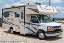 2018 Coachmen Freelander  21QB Class C RV for Sale W/ OH Loft, Ext TV