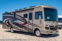 2018 Fleetwood Bounder 35K Bath & 1/2 Class A Gas RV W/ Ext TV, King & OH Loft