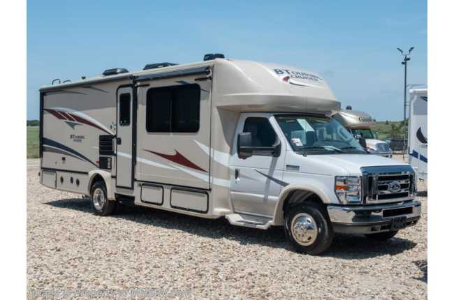 2020 Gulf Stream BTouring Cruiser 5291 W/ Theater Seats, 15K A/C, Auto Jacks, Solid Surface