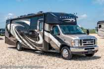 2017 Coachmen Concord 300DS Class C RV for Sale W/ Ext TV, Theater Seats