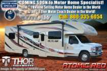 2020 Thor Motor Coach Outlaw 29J Toy Hauler W/ Ext TV, Cabover Loft & WiFi