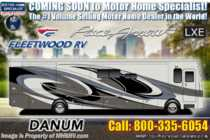 2019 Fleetwood Pace Arrow LXE 38F Diesel Pusher RV W/ King, 3 A/C, OH Loft