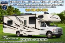 2020 Coachmen Freelander  27QB Class C W/ WiFi, 3 Cams, 15K A/C, Ext TV