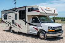 2020 Coachmen Freelander  27QBC Class C W/ 3 Cams, 15K A/C, Ext TV & WiFi
