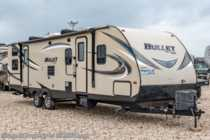 2016 Keystone Bullet 308BHS Bunk Model Travel Trailer for Sale W/ Pwr Awning