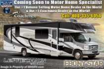 2020 Coachmen Leprechaun 240FS RV for Sale W/ Ext TV, Sat, 15K A/C, Rims, Jacks, WiFi