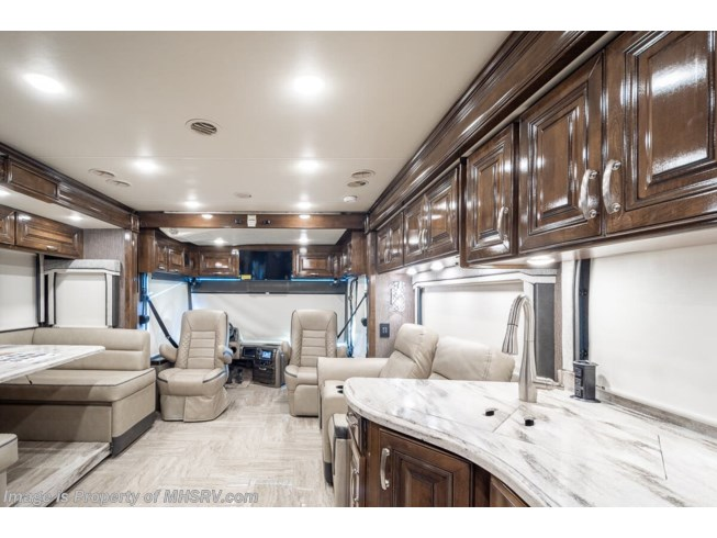 2020 Thor Motor Coach Aria 3401 - New Diesel Pusher For Sale by Motor Home Specialist in Alvarado, Texas features Theater Seating