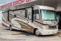 2013 Thor Motor Coach Challenger 37DT Class A Gas for Sale W/ Ext TV Consignment RV