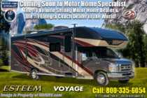 2020 Entegra Coach Esteem 31F Bunk Model Class C W/ 2 A/Cs, Rims