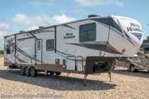 2020 Heartland  Road Warrior 4275RW Bath & 1/2 W/ 3 A/Cs, 5.5KW Gen, King & Res Fridge