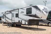 2020 Heartland  Road Warrior 4275RW Bath & 1/2 W/ 3 A/Cs, 5.5KW Gen, Rear Air Room, King