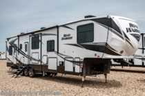 2020 Heartland  Road Warrior 430RW W/ 3 A/Cs, 5.5KW Gen, King, Rear Air Room