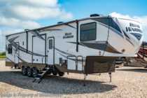 2020 Heartland  Road Warrior 413RW 2 Full Baths W/ 3 A/Cs, 5.5KW Gen, Happi-Jac