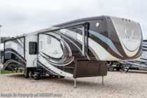 2014 DRV Elite Suites Dallas 43 Bath & 1/2 Luxury 5th Wheel W/ Auto Jacks, 3 A/Cs, W/D