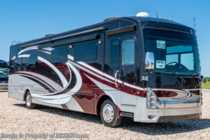 2014 Thor Motor Coach Tuscany XTE 40EX Bath & 1/2 Diesel Pusher W/ Auto Jacks, King, W/D