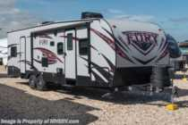 2018 Prime Time Fury 2910 Travel Trailer RV for Sale W/ THeater Seats