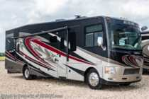 2016 Thor Motor Coach Outlaw 37LS Class A Gas RV for Sale W/ OH Loft, Ext TV