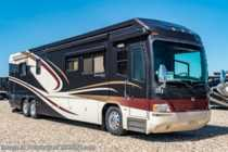 2007 Monaco RV Signature 45 Fortress IV Diesel Pusher RV for Sale W/ 600HP, W/D