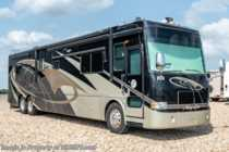 2009 Tiffin Allegro Bus 43 QRP Diesel Pusher RV for Sale W/ Aqua Hot, Ext TV
