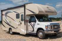 2018 Thor Motor Coach Chateau 24F Class C RV for Sale at MHSRV W/ Pwr Awning