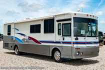 2001 Itasca Horizon 36LD Diesel Pusher RV for Sale at MHSRV W/ King, W/D