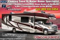 2020 Coachmen Leprechaun 319MB W/FBP, Aluminum Rims, Dual Recliners, Dual A/Cs, Fire Place