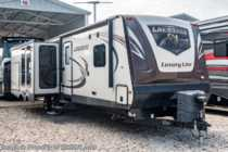 2016 Prime Time LaCrosse Luxury Lite 330 RST Travel Trailer RV W/ Theater Seats