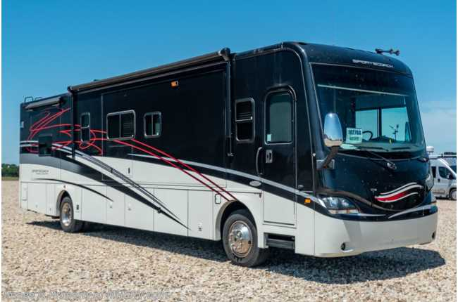 2013 Sportscoach Cross Country 405FK Diesel Pusher RV for Sale W/ 340HP