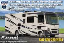 2020 Coachmen Pursuit 31TS Class A Gas RV for Sale W/ Theater Seats, King & 2 A/Cs