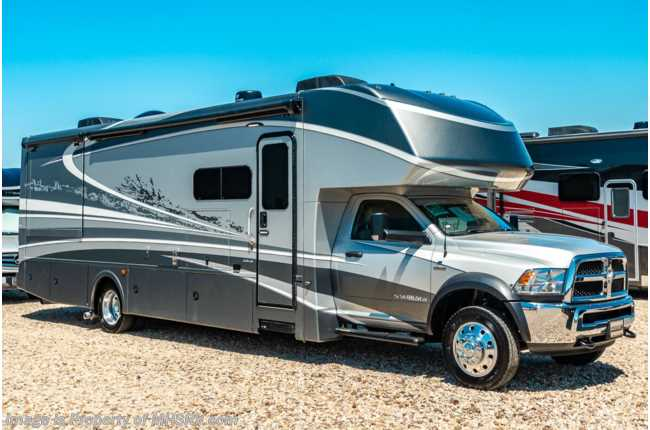 2020 Dynamax Corp Isata 5 Series 36DS Diesel Super C RV for Sale W/ Theater Seats & TPMS