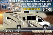 2020 Thor Motor Coach Chateau 25V RV for Sale W/ 15K A/C, Ext TV & Stabilizers