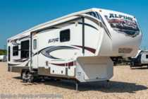 2013 Keystone Alpine 3555RL 5th Wheel RV for Sale at MHSRV