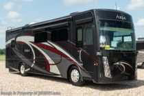 2018 Thor Motor Coach Aria 3601 Diesel Pusher RV for Sale W/ 360HP, W/D, GPS