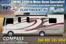 2020 Fleetwood Flair 29M W/2 A/Cs, King Bed, 5.5KW Generator