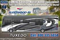 2020 Fleetwood Discovery LXE 40M Bath & 1/2 Diesel Pusher RV W/ Theater Seats, Tech Pkg, OH Loft