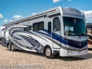 2020 Fleetwood Discovery LXE 44B Bath & 1/2 Bunk Model Diesel Pusher W/ Theater Seats & Tech Pkg