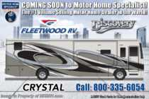 2020 Fleetwood Discovery 38W Bath & 1/2 Class A Gas RV W/ Theater Seats, Tech Pkg & 3 A/Cs