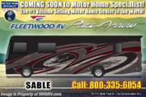 2020 Fleetwood Pace Arrow 35RB Bunk Model Diesel Pusher W/ Theater Seats, Tech Pkg, W/D