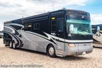 2008 Holiday Rambler Imperial Bali IV Diesel Pusher RV for Sale W/ 500HP, King, Aqua Hot & W/D